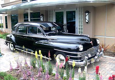 1946 Chrysler Windsor Limousine