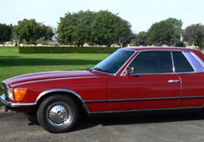1978 Mercedes 280SLC